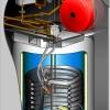 šilumos siurblys oras vanduo atlantic extensa AI duo termomisija
