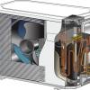 atlantic extensa AI komplektas šilumos siurblys termomisija